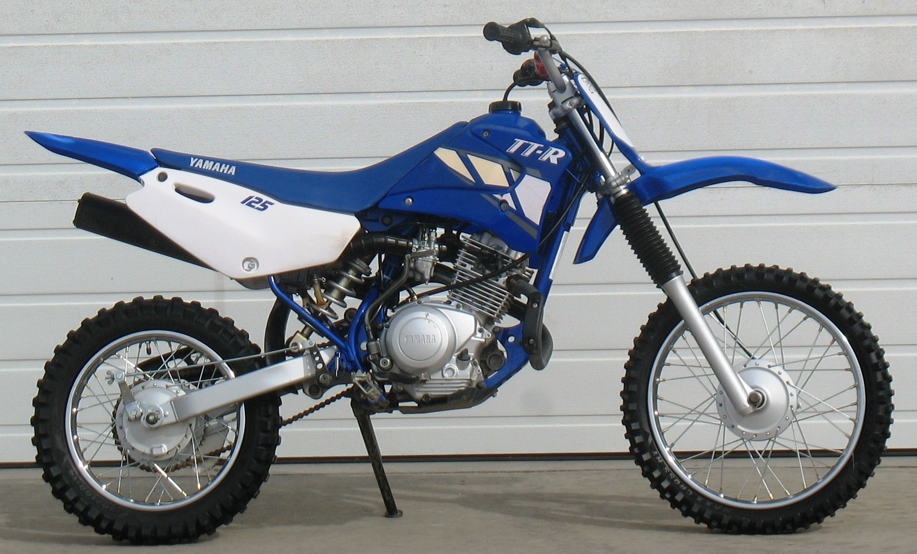 2001 yamaha ttr 125 quotes