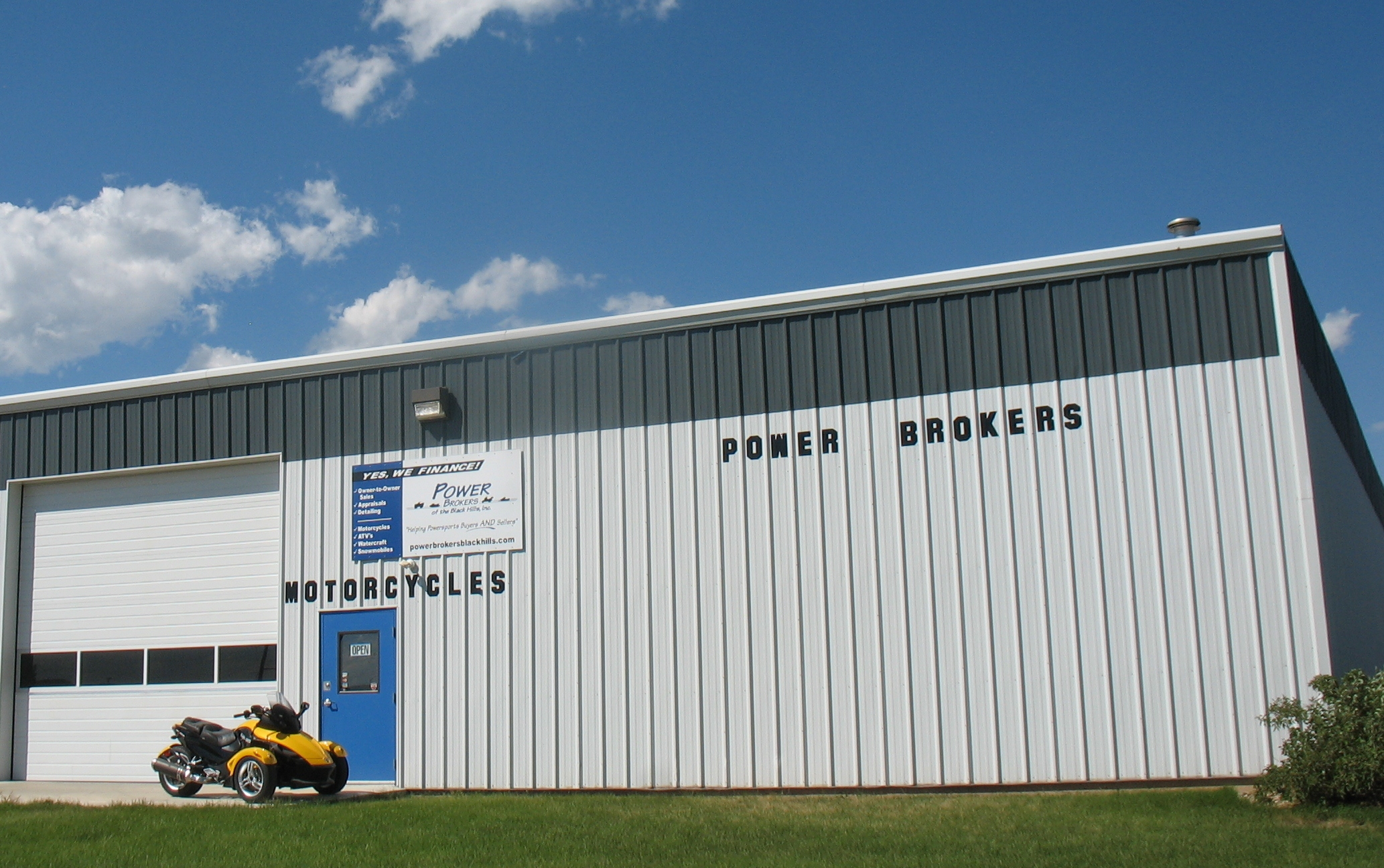 Power Brokers of the Black Hills