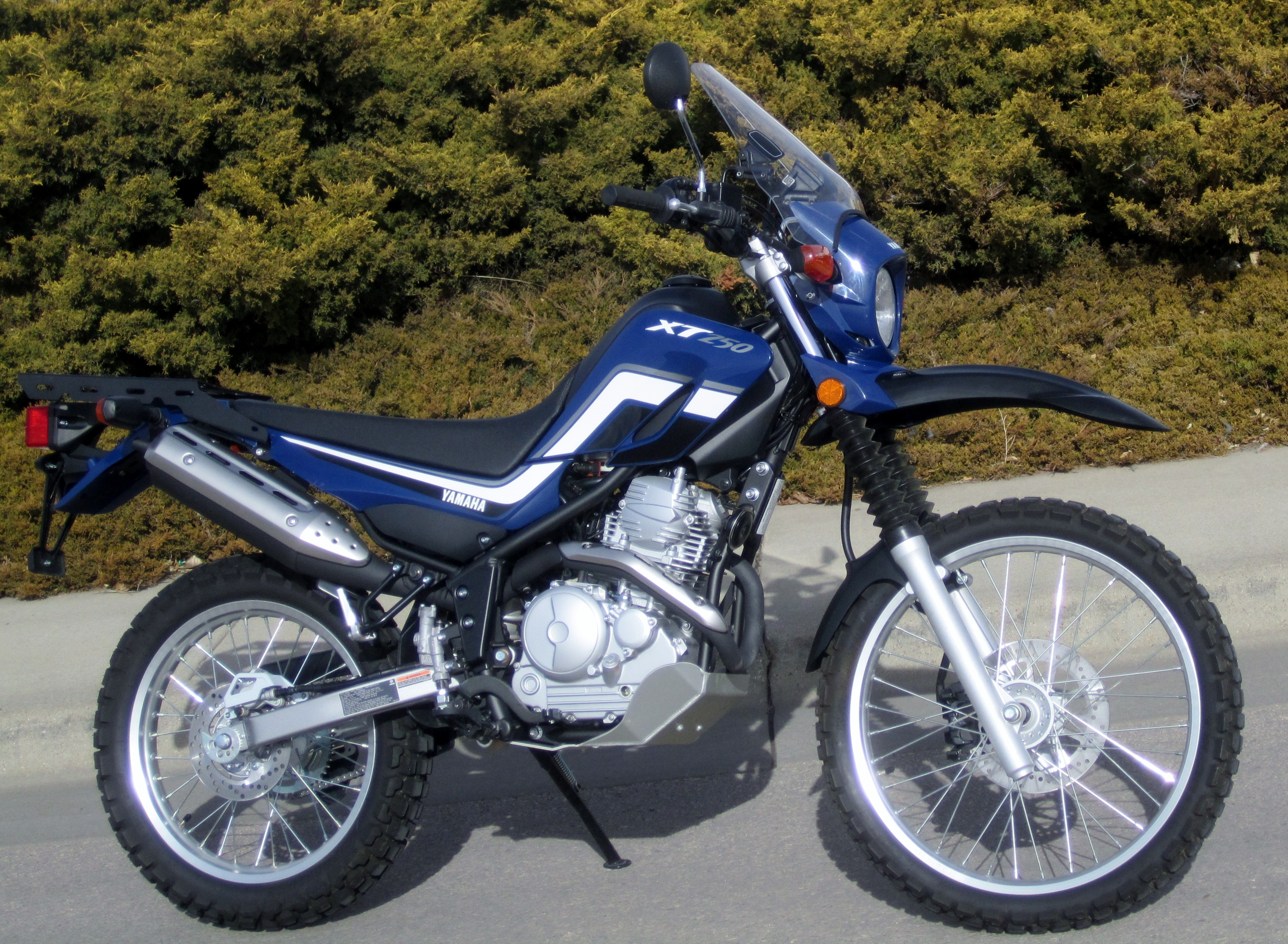 2016 Yamaha Xt250 Sold